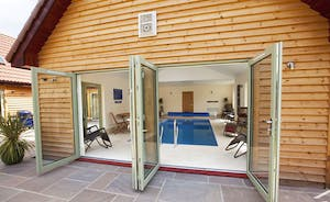 Crowcombe -  Sleeps 14 and has a fabulous private indoor pool