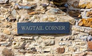 Whinchat Barns - Wagtail Corner: A dog friendly Devon Holiday Cottage For 5