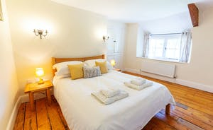 Pippinsands, Stonehayes Farm - The bedrooms have such a restful feel