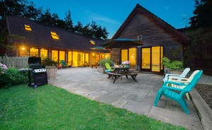 Thorncombe - A luxury lodge at the foot of the Quantock Hills in Somerset