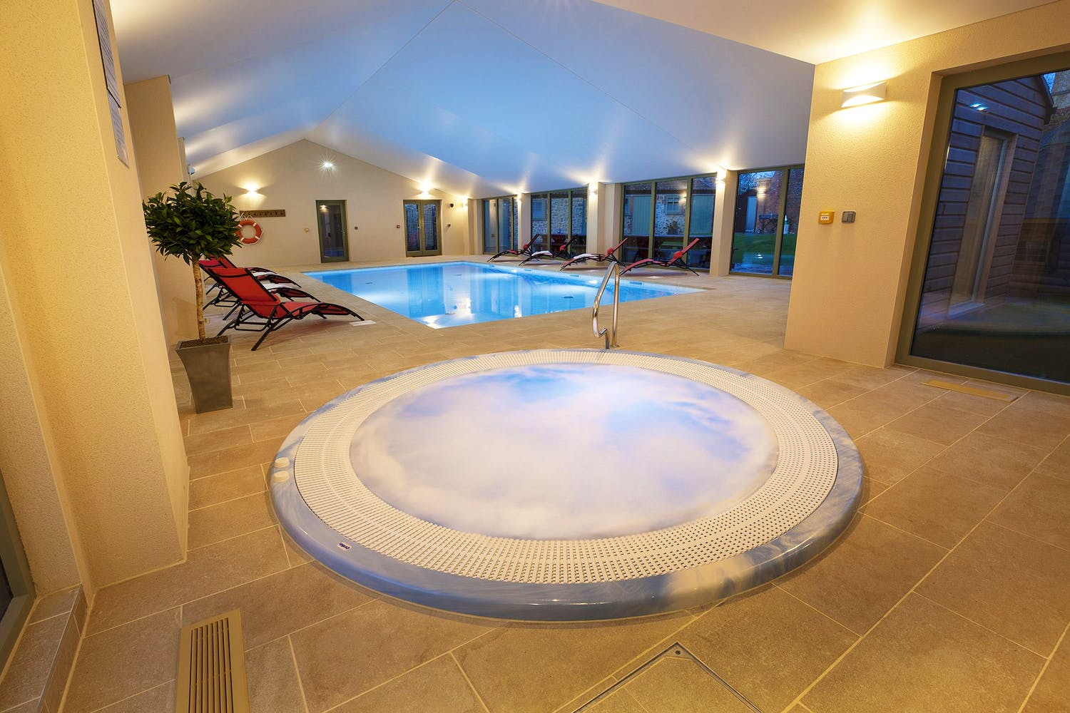 Large Holiday Homes With Hot Tubs Holiday Ideas Sleeps 12