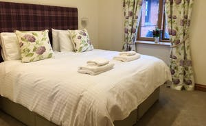 Foxhill Lodge - Bedroom 4: Such comfy beds!