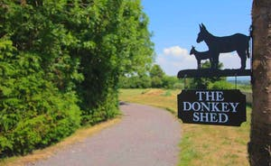 The Donkey Shed - Beautiful barn in Sherborne