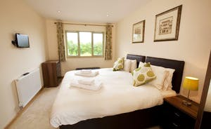 Crowcombe -  Bedroom 3 is on the ground floor with an en suite bathroom