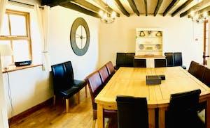Dining Room Seats 18