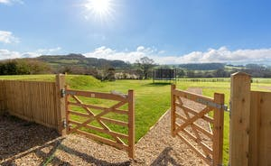 Wagtail Corner, Stonehayes: 15 acres of shared grounds to enjoy