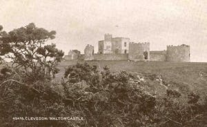 Historical Walton Castle