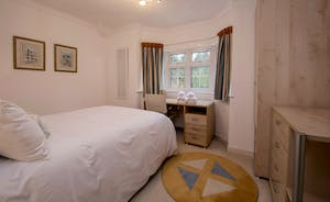 Garden Court - Bedroom 6: A sense of calm makes for a restful nights' sleep