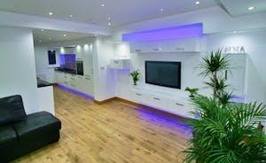 Lady Nina Cottage - Living area