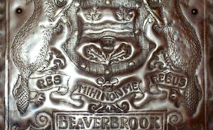 Beaverbrook 20  - interesting history and it's own coat of arms!