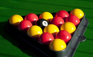 Shires: There will be plenty of fun to be had in the Games Room, with a pool table, table football and TV