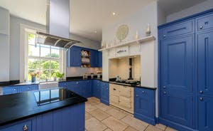 Asham House - A well equipped kitchen for your family holiday
