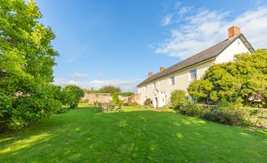 Pound Farm - This rural idyll is perfectly private, amidst the glorious Somerset countryside