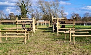 Assault Course  x 10 obstacles