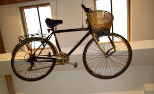 """""""Plebgate"""" bike"""