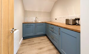 Croftview - There are two small kitchens on the second floor - for your convenience!