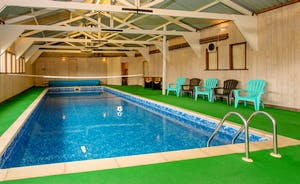 Culmbridge House - Many happy hours will be spent in the pool hall!