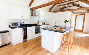 Dippers Rest, Stonehayes Farm - Once a hay barn and animal shed, now a stunning light and airy holiday cottage