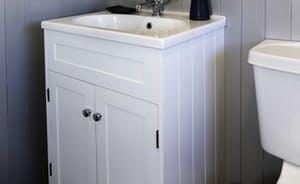 Bathroom interior image