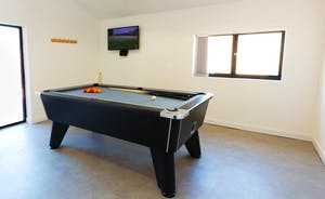 Shires - Step in to the Games Room, stop and play pool