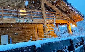 The Garderie - A few minutes walk from Chalet Polaris
