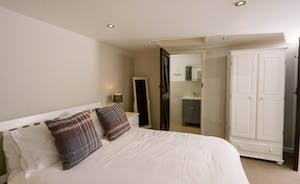 Upstairs double with ensuite