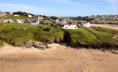Short Breaks at Seaside Family Beach House, New Polzeath
