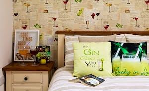 Cocktail Bedroom