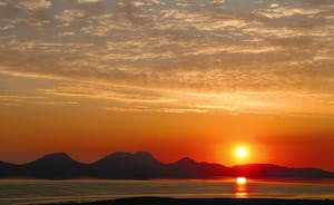 Isle of Jura from the mainland