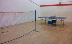 Games court