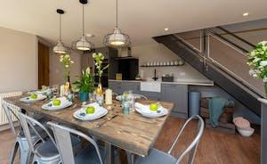 Whimbrels Barton - Bean Goose Barn Kitchen