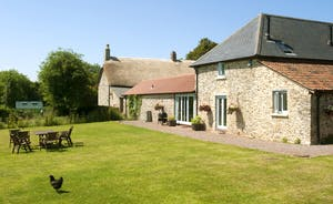 Whinchat Barns - Dippers Rest: Such a peaceful location, surrounded by the beautiful countryside of East Devon