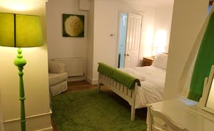 Riversdale Lodge Bedroom Green