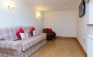 Foxhill Lodge Second Living Room or Playroom