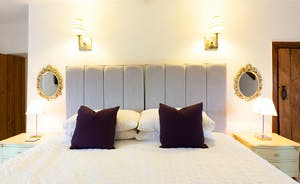 Frog Street: Orchard Suite - Bedroom 1 - So inviting, so stylish