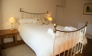 Culmbridge House - Bedroom 5 is a double room, light and airy, traditional and homely