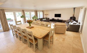 Cockercombe - A bright and airy big open plan living space