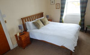 Forest House Bedroom 4, Kingsize en suite