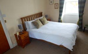 Forest House Bedroom 4, Kingsize en suite