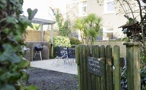 Access to the garden