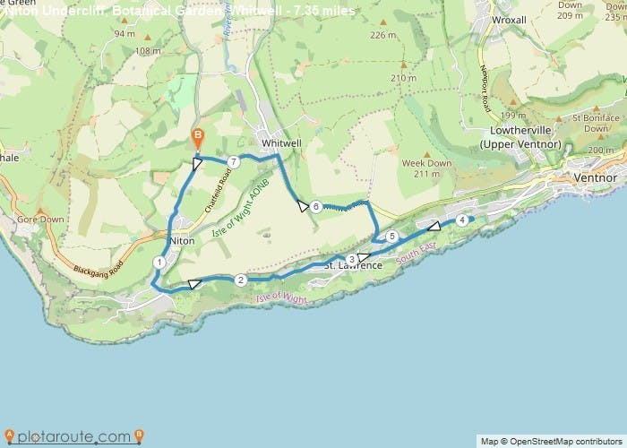 Cycle Niton Undercliff