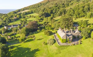 Bossington Hall - Miles and miles of gorgeous Exmoor countryside to explore right from the doorstep