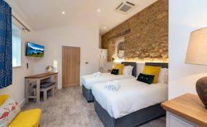 Churchill 30 - Bedroom 6 sleeps 2 and has an en suite shower room
