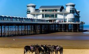 The New Pier At Weston-super-Mare