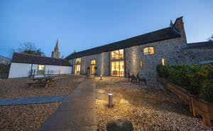 Beaverbrook 20 - From centuries old barns to luxury large group holiday accommodation