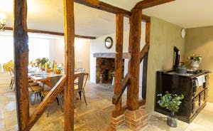Pippinsands, Stonehayes Farm - An idyllic holiday cottage sleeping 14 people