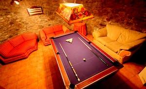 Turret 6  - Pool table