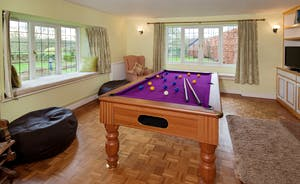 Ilbeare - The Games Room is a hit with kids of all ages!