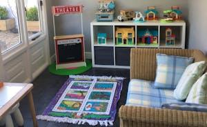 Garden Room / Play Room
