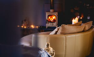Cuddle up for a cosy evening